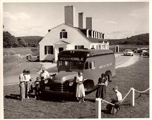 Paving a Path…in praise of bookmobiles