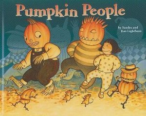 Pumpkin People book cover