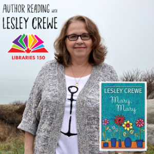 Lesley Crewe poster