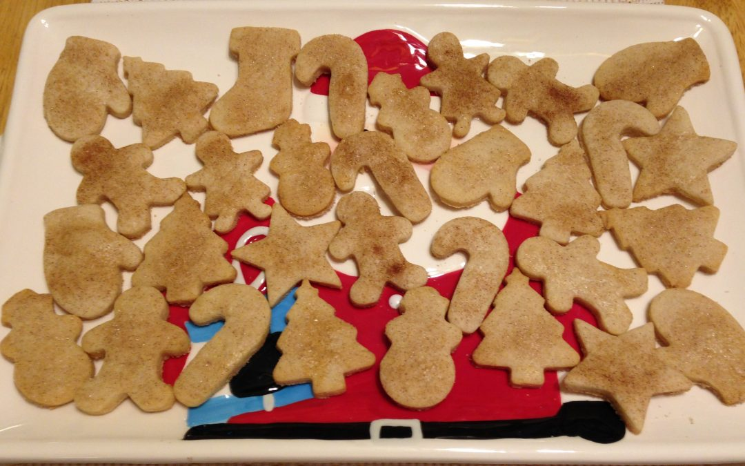 12 Days of Cookies – Day 8: Bookmobile